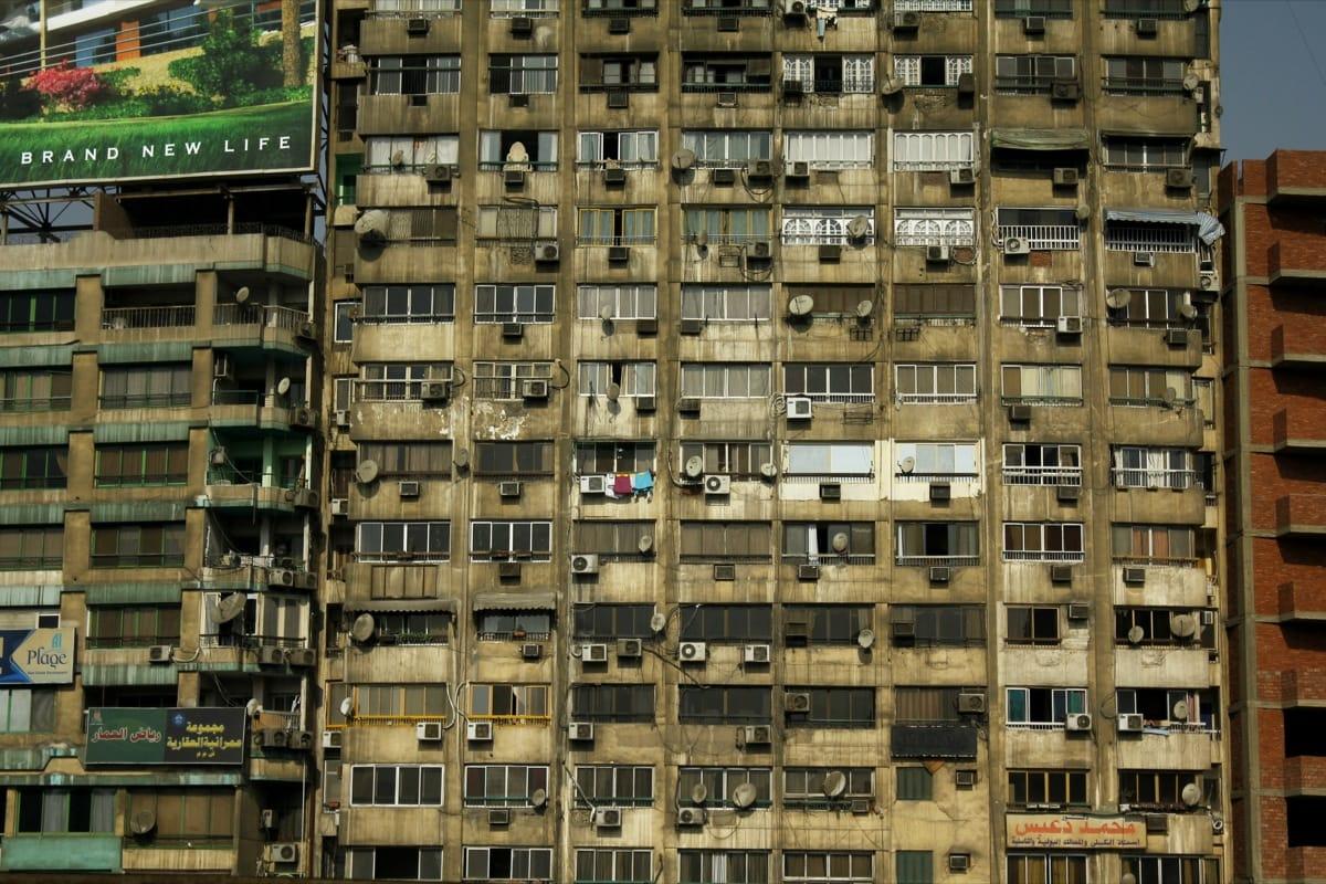 Egypt Cairo population
