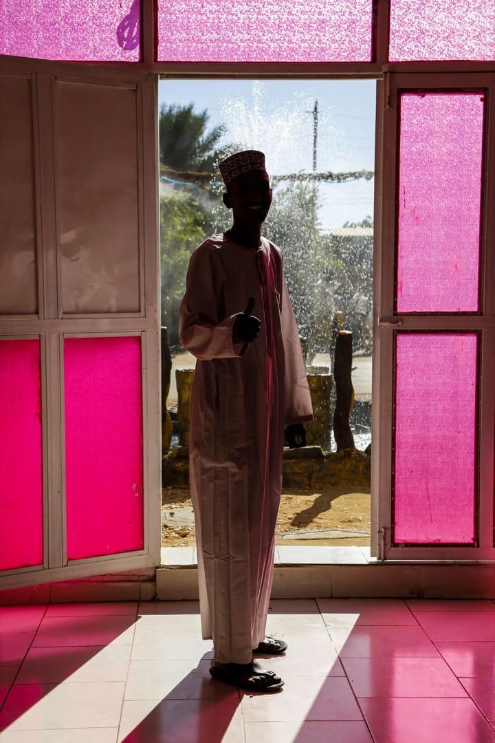 Sudan man islam