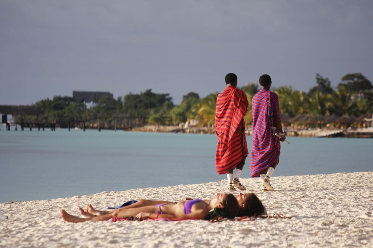 Zanzibar masai beach