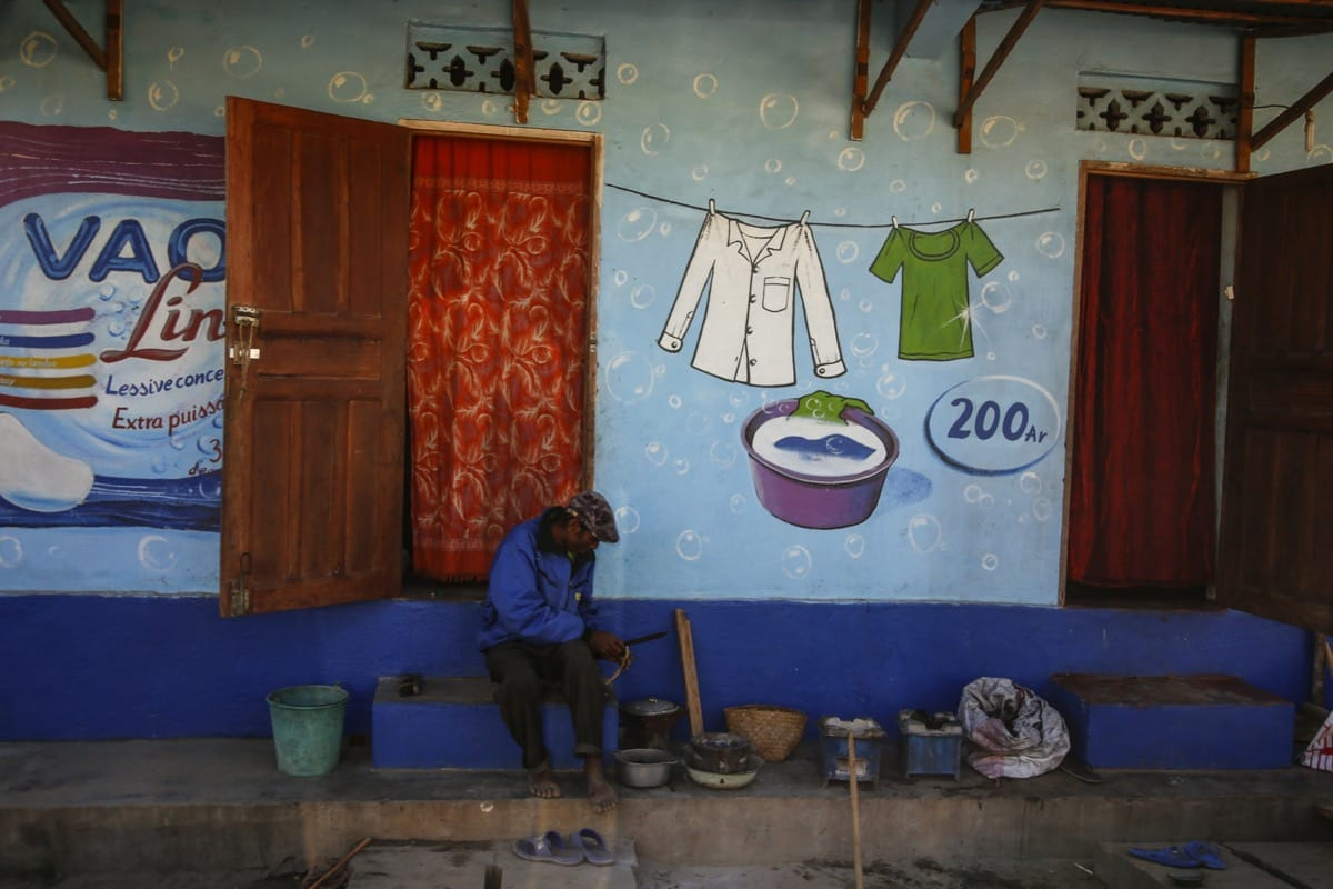 Madagascar shop