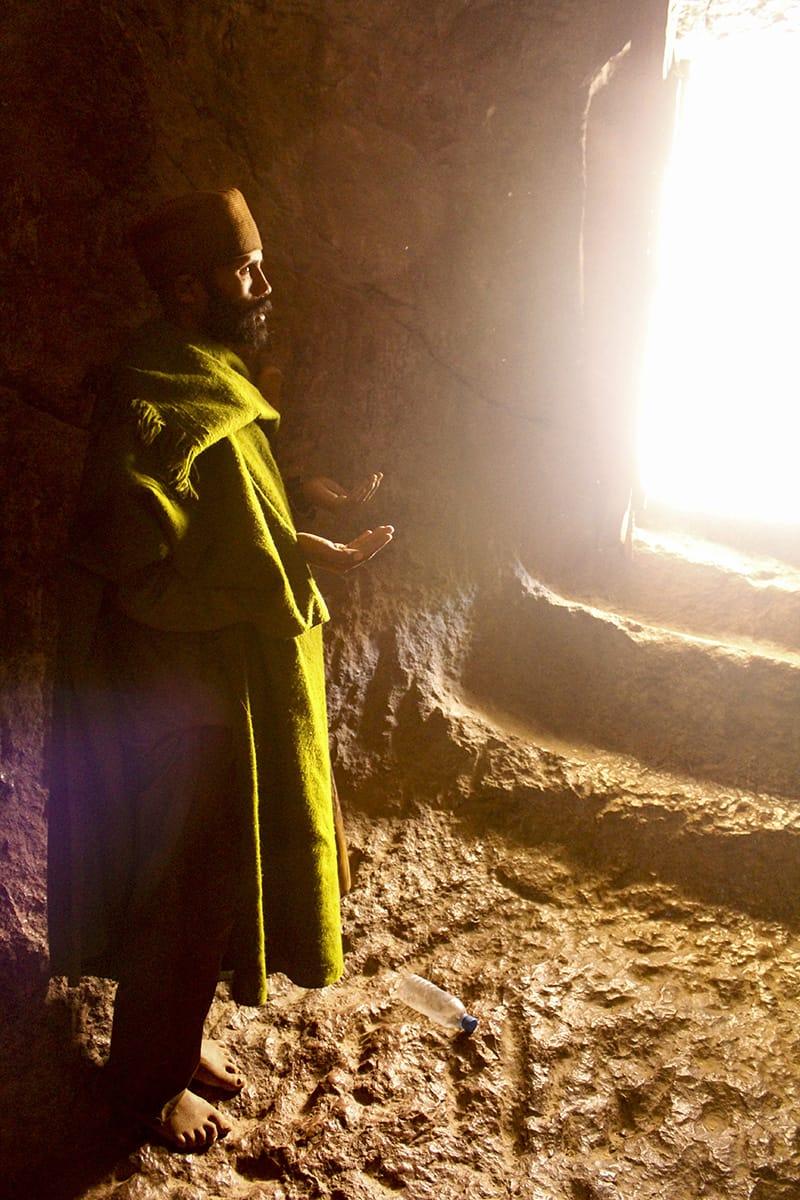 Ethiopia priest religion Lalibela