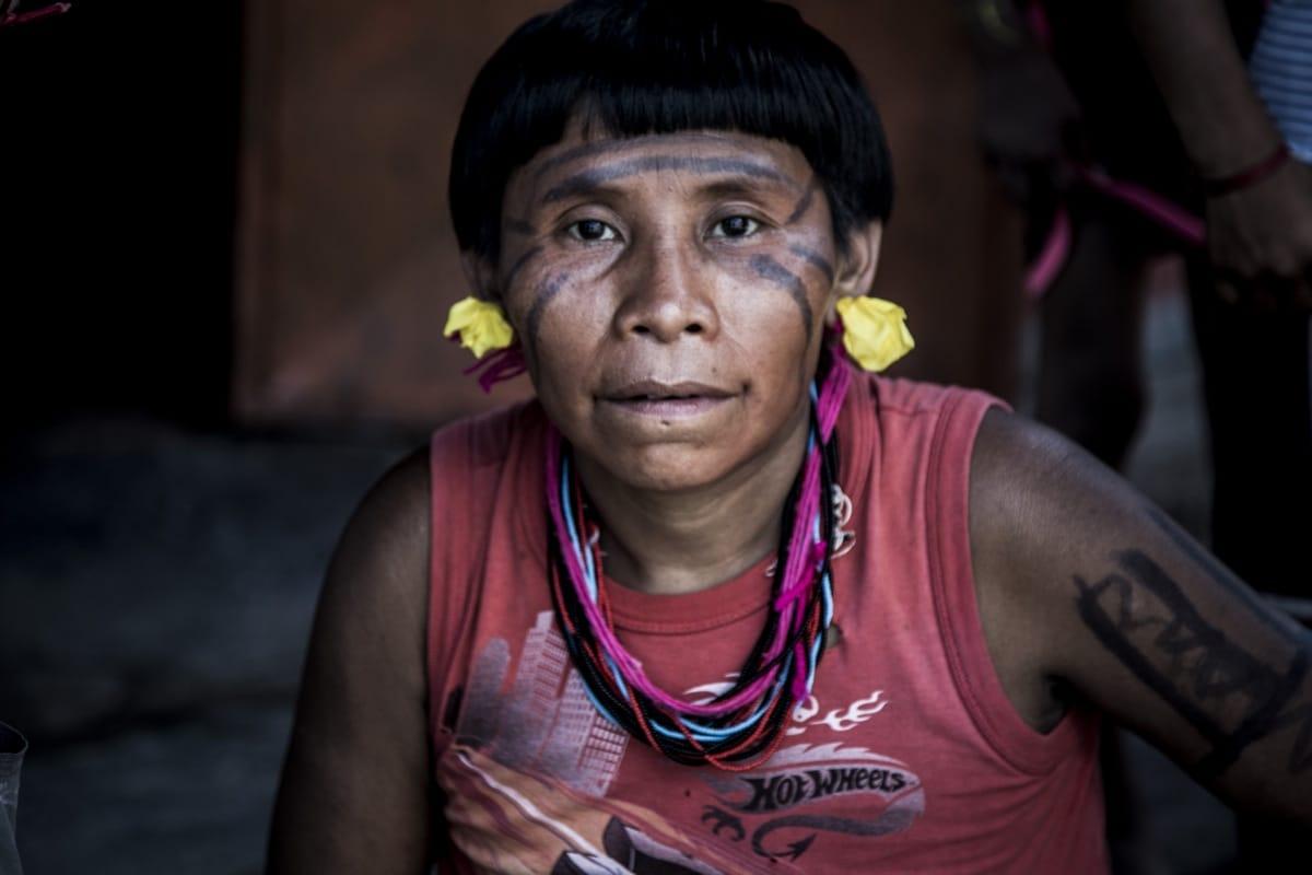 Yanomami tribe - Brazil
