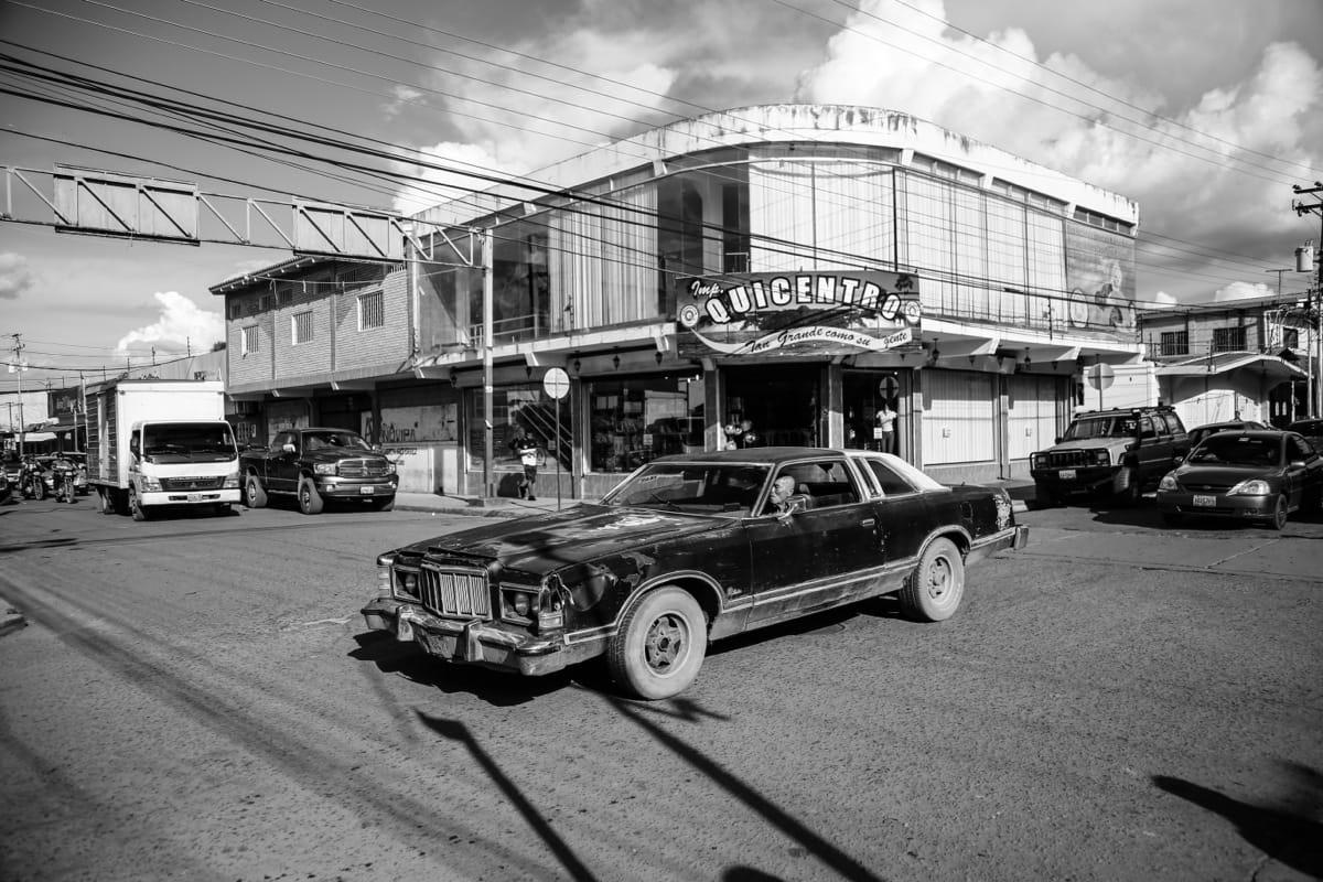 Venezuela classic car