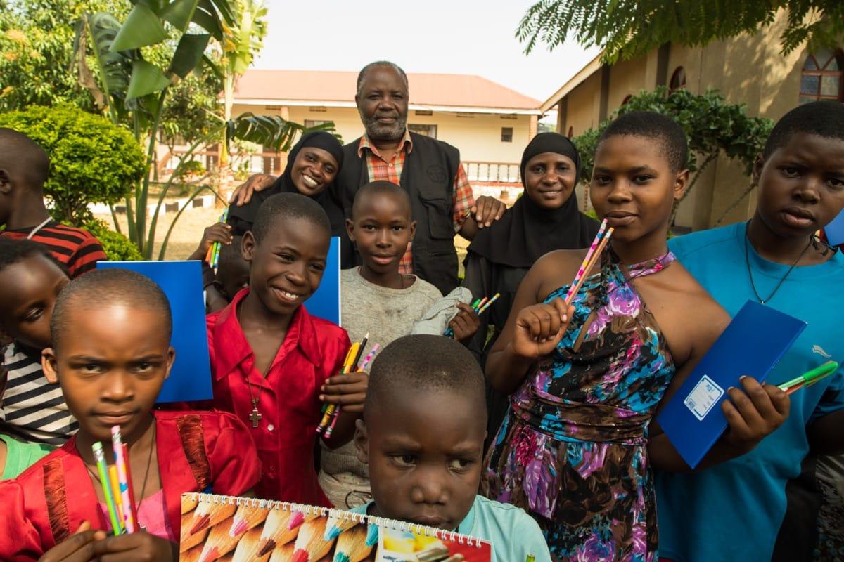 Father Antonios of Uganda - Trip in Pictures