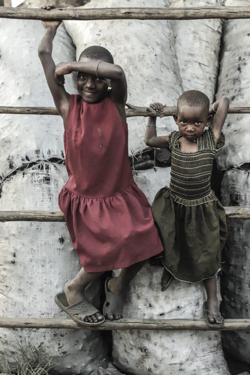 Uganda children