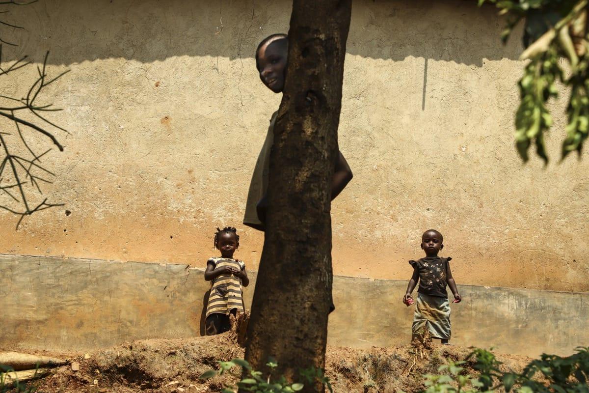 Rwanda kigali kids