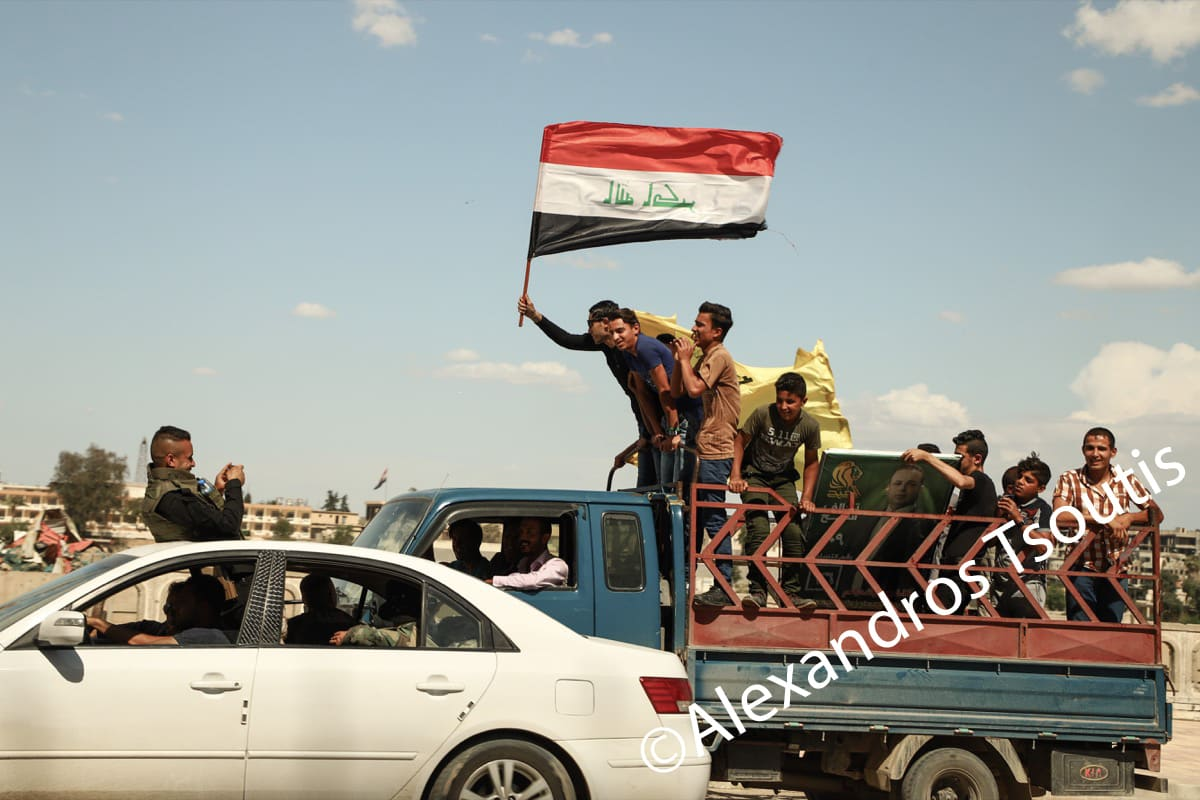 Iraq Mosul war ISIS destruction