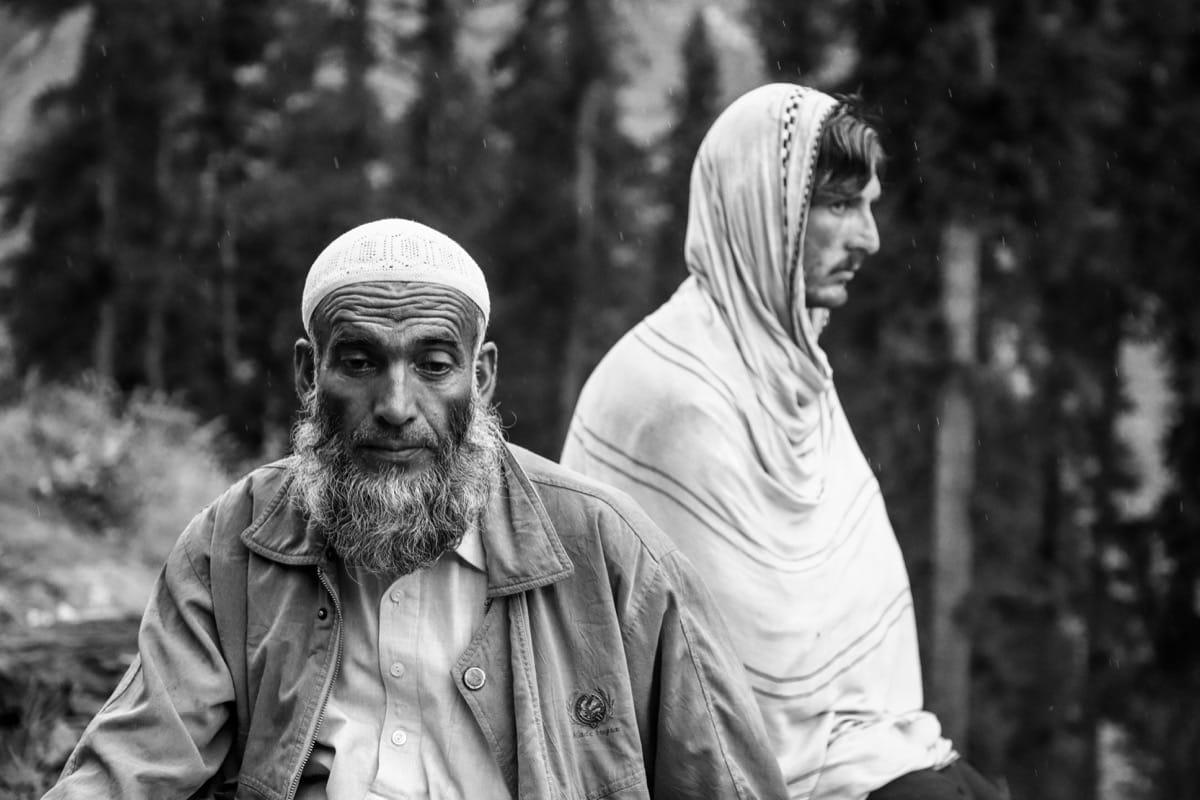 Pakistan old man