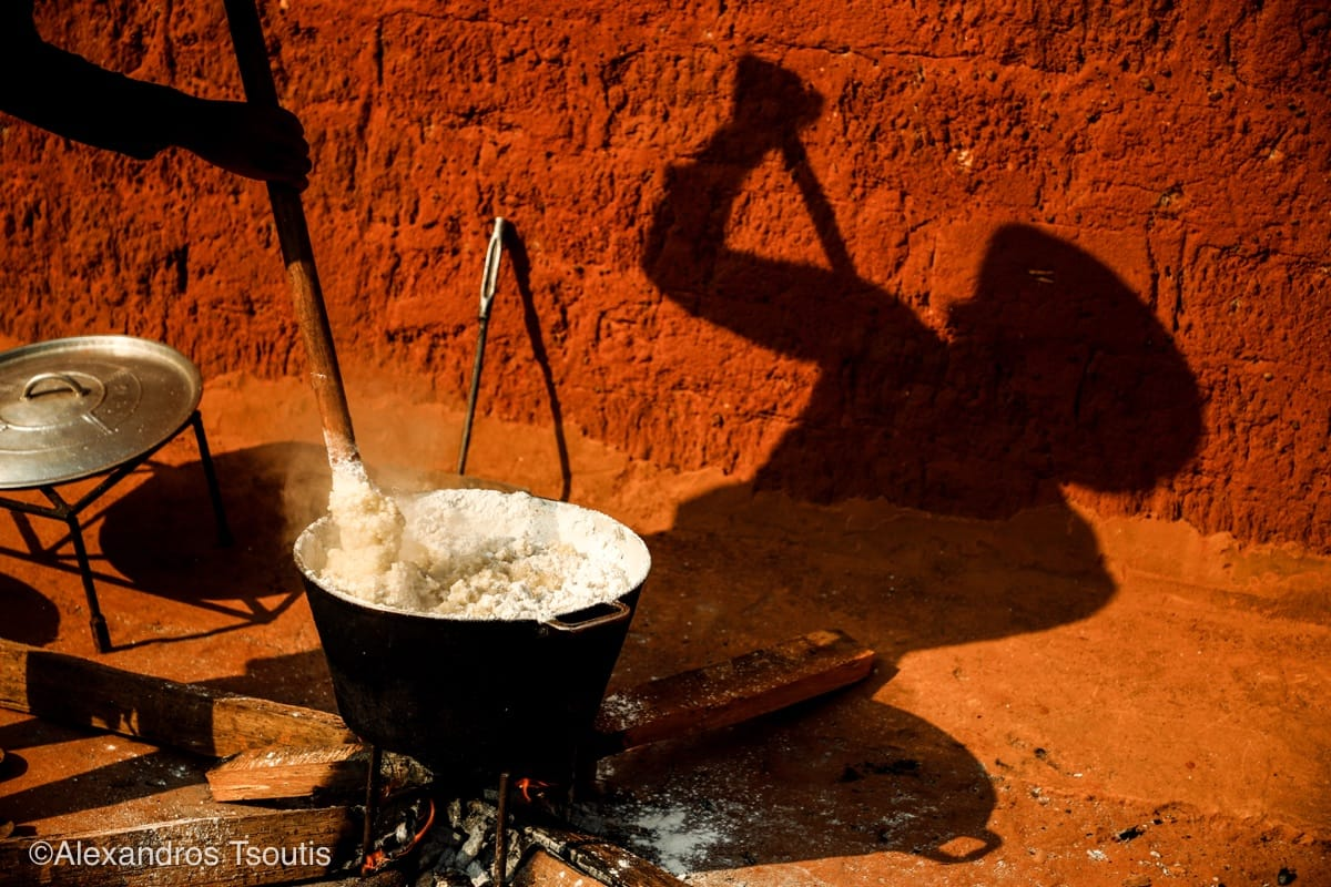 Cameroon cooking