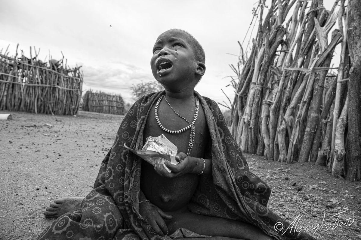 Toposa Tribe. South Sudan
