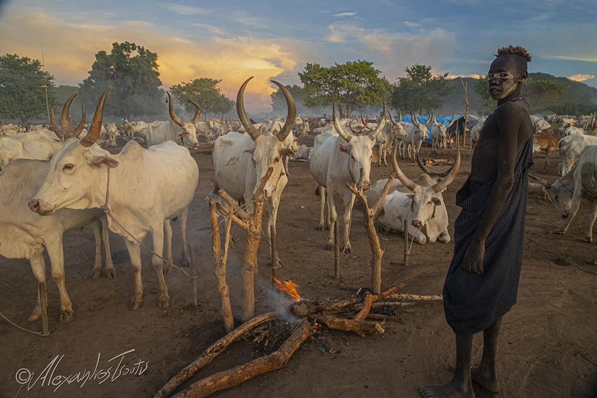 φυλή Mundari